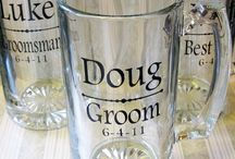 Bridal party / Gifts for the dream team