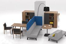 O5 seating / Modular Soft Seating System.