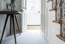Make An Entrance To The Home / Make a grand entrance to the home and create that all-important first impression with a brand new carpet. Experiment with texture, such as a lustrous deep pile or a cosy wool loop carpet to create a warm and inviting atmosphere. If your hallway is an open and airy space, why not let a striped carpet take centre stage, or experiment with a bold colour to add a pop of style. www.cormarcarpets.co.uk