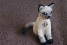 Felted Animals / by Charlisa Goodman