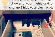 IKEA ideas for nightstand