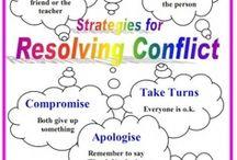 Restorative conversation