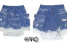 Skirt,dress by Carol