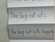 form sentences