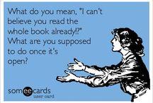 Bookworm :) / Love books!!