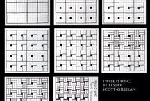 Patterns to draw
