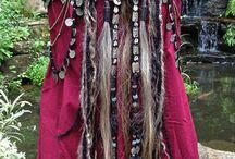 tribal kostýmy
