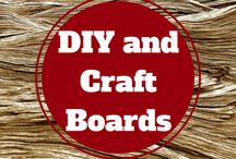 DIY & Craft Boards> / A collection of awesome DIY and craft boards, some to do some I have done - enjoy!