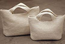 szydełkowe torby