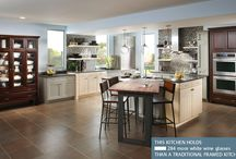 Transitional Style / by Design-Craft Cabinets