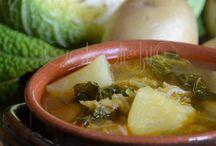 zuppe, minestre