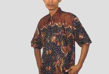 Baju Batik Pria, Hem Batik Primisima-1143