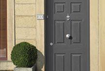 Doors, Doors, Doors! / When it comes to external doors, we're proud installers of Rockdoors. Secure, stylish and thermally efficient...