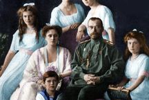 The Romanovs. / Russian Royalty.