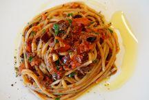 Delicious vegetarian pasta / Recipes for delicious vegetarian pasta