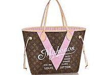 Louis Vuitton bags by Mykonos