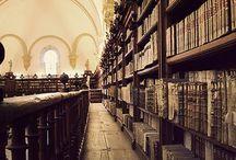 Books spaces