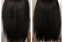 Black hair / by Lou Scandrick