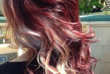 New hair color ideas!❤️ / by Cindy Conley