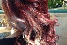 hair / by Sally Cihlar-Nell