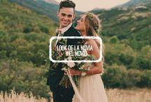 Inspiración para bodas / Ideas con toques diferentes, originales y personalizados para crear en la boda un aire inolvidable.