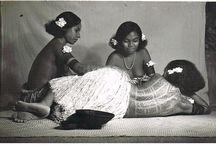 Old Photos of Melanesian Tattoo