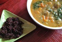 SOUPS / Recipes from The Blog that Ate Manhattan / by Margaret Polaneczky, MD