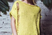 knitwear without patterns