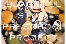 Kindergarten - Beautiful Stuff Project