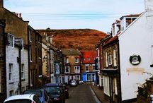 staithes / pictures taken at the lovely quiet seaside town of staithes near whitby