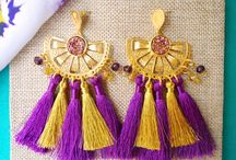 Earrings @Bamboleira / Beautiful earrings for all occasions!