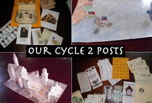 CC Cycle 2 / by Serena B