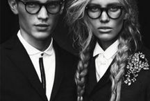 geek chic / because looking smart is always in style / by RedEnvelope