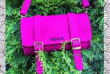 TOOCHE bicycle bags / Tooche bicycle bags which you can wear as a cross-body bag!