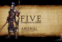 Abishai / The most honorable of the FIVE