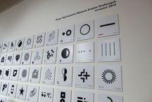 Druga Ogólnopolska Wystawa Znaków Graficznych - PPNT Gdynia / Wystawa przekrojowa, prezentująca osiągnięcia polskiego projektowania graficznego.
