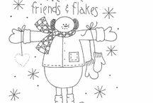 Drawings - Christmas