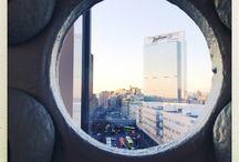 City spaces