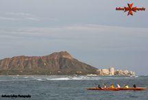 Hawaii Canoe Races