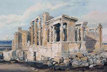 Φιλέλληνες καλητεχνες:International artist who painted Greece