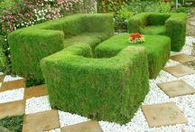 60-Garten-Bank-Ideen