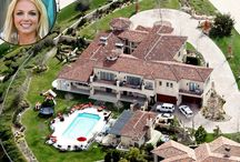 Celebrity Homes | Luxury Celebrity Living / Bringing you the lives of the rich and famous and their home estates.