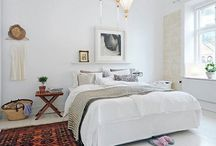 Bedrooms & Kilims