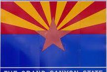 Arizona <3 / my birthplace, my heart / by Cathy D
