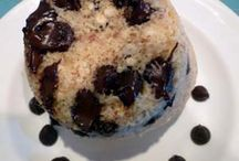 Cakes and Muffins in a Mug / Create a cake or healthy muffin in minutes in your microwave. No artificial ingredients or box mixes. / by Clare Bills