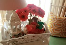 Things... I love ❤️ / Eveything i decorate...Anything i love....A touch of shabbychic and a definite turquoise freak