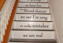 Stair Love! ♥