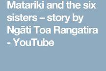 Māori stories
