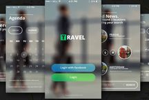 Travel App Design / Travel App Design