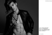 Tantalum Mag // BEST MEN / Best shoots featuring #men from the pages of Tantalum Mag. #fashion #hair #beauty #makeup #style